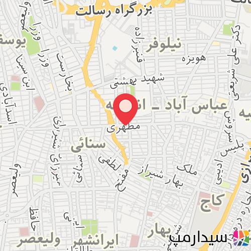 آدرس اتاق فرار جن گیر (تهران)