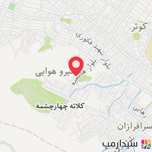 آدرس اتاق فرار فرار از زندان (مشهد)